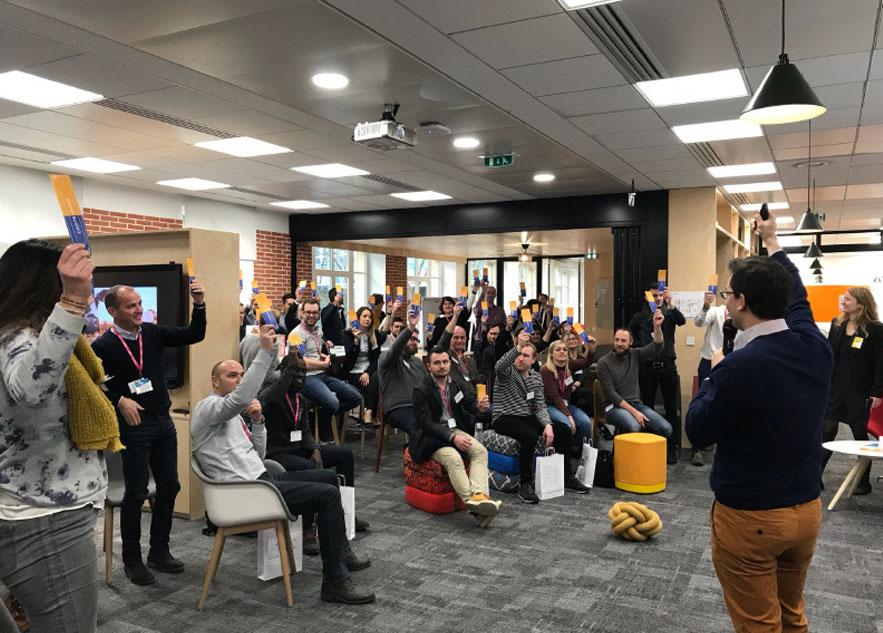 Nos business case : Gestion de projet de changement